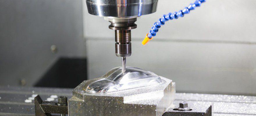 Usinage de pièces mécaniques