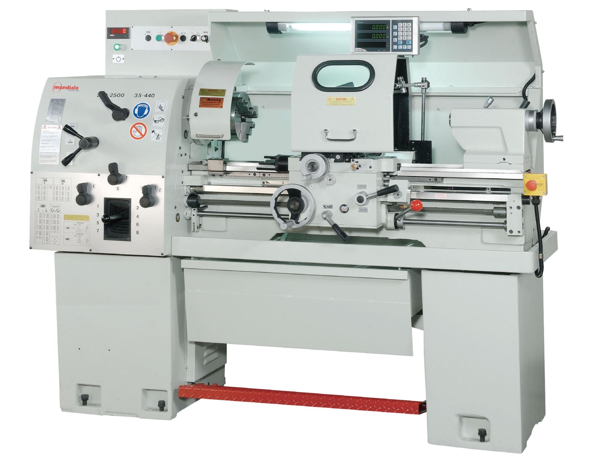 m p machine